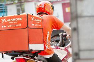 EMS hợp tác với startup Lalamove, cạnh tranh với Grab, Go Viet