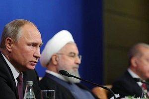 Bán S-400 chỉ là 'một phần chiến lược': Nga-Thổ-Iran muốn Mỹ chấm dứt 'dấu chân trăm năm' ở Trung Đông?
