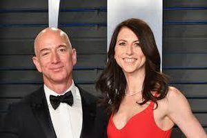 Vợ cũ ông chủ Amazon lọt top giàu nhất nước Mỹ ngay sau ly hôn