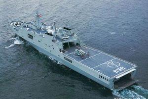Thái Lan biến tàu đổ bộ Type 071E thành khu trục hạm cực mạnh