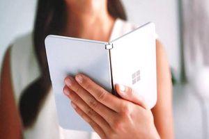iPhone 11 chú ý: Microsoft trình làng smartphone Surface Duo với 2 màn hình
