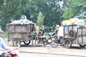 Giảm đầu mối thu gom rác thải
