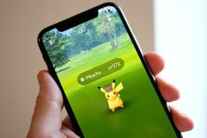 Hàng chục nghìn người đổ về Đài Loan săn Pokemon hiếm
