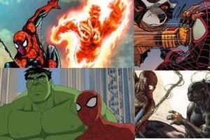 10 nhân vật fan muốn Spider-Man hợp tác cùng trong tương lai!
