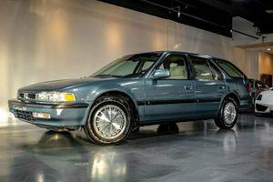 'Xe cọp' Honda Accord 1992 mới chạy 54.000 km bán lại 280 triệu đồng