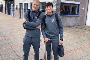 Thống kê bất ngờ về chiều cao 1,85m của Văn Hậu tại giải Hà Lan