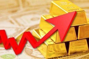 Giá vàng hôm nay 3/10: Vàng 'hồi sinh', tăng gần 400.000 đồng/lượng