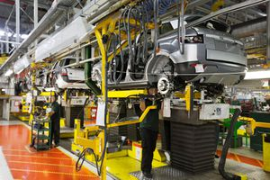 Jaguar Land Rover sẽ ngừng sản xuất trong một tuần ở Anh