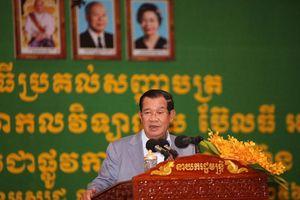 Thủ tướng Hun Sen: Lễ hội Bon Om Touk vẫn diễn ra bất chấp nguy cơ đảo chính