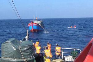 Tàu của ngư dân Việt gặp sự cố ở Hoàng Sa: Bộ Ngoại giao thông tin