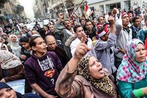 Ai tiếp tay cho biểu tình tại Ai Cập?