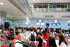 Ngày 10/10 đưa đường băng số 2 ở sân bay Cam Ranh vào khai thác