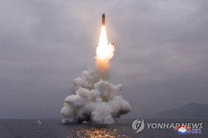 Triều Tiên toan tính gì đằng sau việc phóng tên lửa đạn đạo từ tàu ngầm?