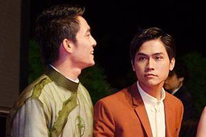Diễn viên 'Thưa mẹ con đi' cùng dàn sao Việt trên thảm đỏ LHP Busan