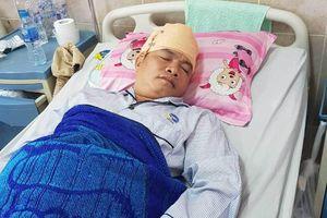 Bị đánh xuất huyết não vì vay tín dụng đen ở Sài Gòn