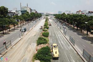 Hà Nội cấm đường phục vụ thi công trường đua F1