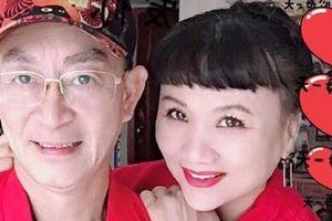 Vợ chồng 'Tôn Ngộ Không' tình cảm mừng sinh nhật