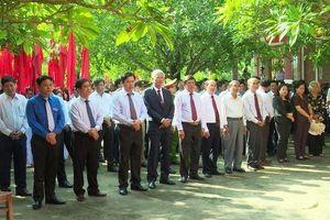 Kỷ niệm 89 năm thành lập Chi bộ Đảng đầu tiên tại Phú Yên