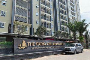 BQL chung cư The Parkland bị tố 'bán' nước giếng cho dân:Nguy cơ nhiễm bệnh từ nguồn nước rất cao