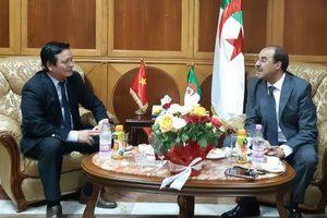 Xúc tiến hợp tác thương mại và đầu tư Việt Nam - Algeria tại tỉnh Tipaza