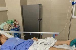 Hà Nội: Bơm mỡ tự thân nâng ngực, cô gái 28 tuổi co giật, nhập viện cấp cứu