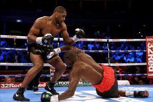 'Thuốc nổ' quyền anh tung loạt đấm tàn khốc giành danh hiệu WBO