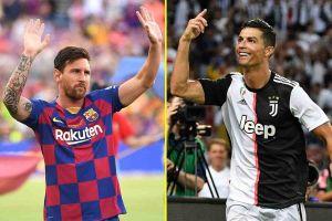 Ronaldo và Messi bị gạt khỏi 10 cầu thủ đắt giá nhất