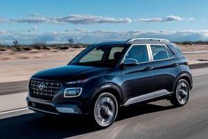 Hyundai Venue 2020 tiêu thụ nhiên liệu chỉ 7,35 lít/100km