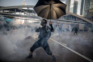 Chính quyền Hồng Kông muốn cấm người biểu tình đeo khẩu trang