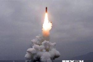 Hé lộ thời điểm HĐBA họp kín về các vụ phóng tên lửa của Triều Tiên