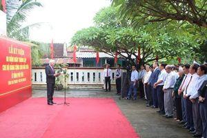 Phú Yên: Kỷ niệm 89 năm Ngày thành lập Chi bộ Đảng Cộng sản đầu tiên
