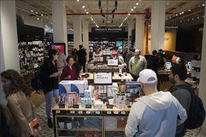 Mỹ dự kiến mùa mua sắm cuối năm sôi động
