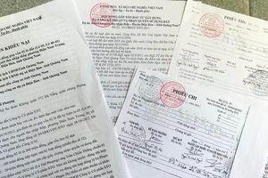 Quảng Nam: Thêm nhiều sai phạm của nguyên Giám đốc Cty STO