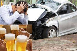 Người đi xe máy sau khi nhậu là thủ phạm gây ra 90% vụ tai nạn giao thông