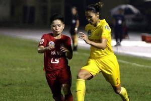 Quật ngã nhà cựu vô địch, Hà Nội về nhì tại Giải bóng đá nữ VĐQG