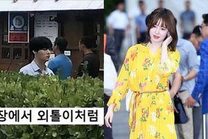 HOT: Ahn Jae Hyun lần đầu lộ diện sau vụ kiện ly hôn Goo Hye Sun