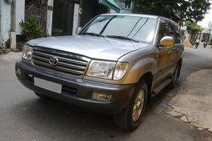 Xe cũ Toyota Land Cruiser giá 300 triệu đồng hấp dẫn đàn ông Việt