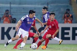 Bị loại khỏi AFC Cup 2019, Hà Nội FC vẫn lập hàng loạt kỷ lục