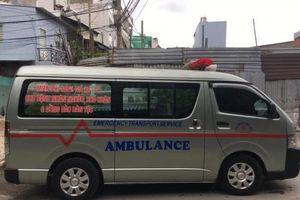 Những chuyến xe nghĩa tình của anh tài xế xe cứu thương