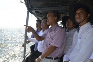 Dự án đường dây 220kV Kiên Bình - Phú Quốc chậm tiến độ vì chậm bàn giao mặt bằng
