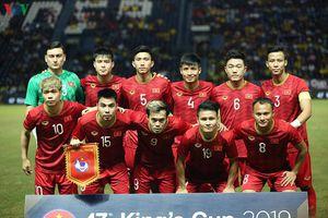 Chính thức: ĐT Việt Nam gút danh sách 25 cầu thủ cho trận gặp Malaysia