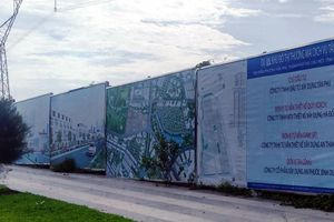 Bình Dương thanh tra Dự án Khu đô thị Thương mại Dịch vụ Tân Phú