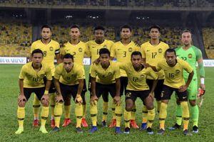 ĐT Malaysia đau đầu vì 'bão' chấn thương trước trận gặp ĐT Việt Nam