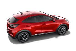 Ford Puma 2020 chốt giá gần 600 triệu đồng