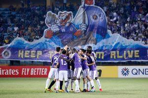Báo châu Á: Bị loại, Hà Nội FC vẫn lập kỷ lục chưa từng có ở AFC Cup