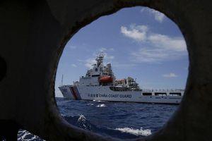 Sự hiện diện của tàu Trung Quốc không cản được Philippines tuần tra Biển Đông