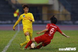 Giải bóng đá nữ VĐQG 2019: TPHCM I vô địch, Hà Nội á quân