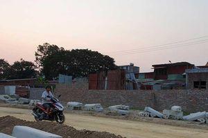 Giang hồ Hải Phòng đi chiếm đất công xây nhà
