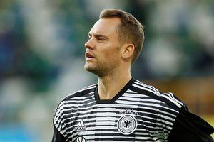 Manuel Neuer được đảm bảo vị trí tại đội tuyển Đức