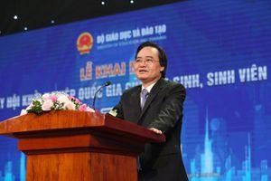 Bộ trưởng Phùng Xuân Nhạ: 'Chuẩn bị kỹ khởi nghiệp để không thất bại'